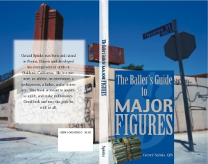 Gerard Spinks' Book The Ballers Guide to Major Figure$