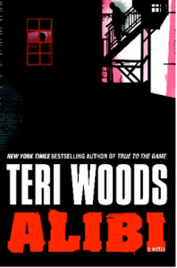 Teri Woods' New Book Alibi